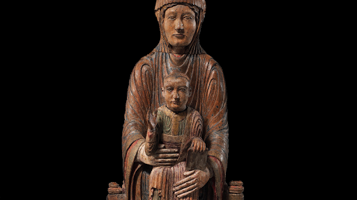 944bc340a335 Throne of Wisdom sculptures (article)