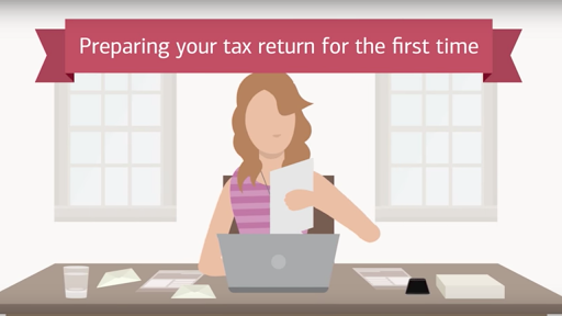 Filling Out 1040ez Video Tax Forms Khan Academy