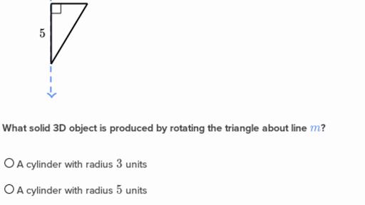 Slicing A Rectangular Pyramid Video Khan Academy