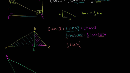 Area of triangle proof video khan academy current time000total duration1023 ccuart Image collections