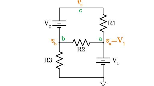 node voltage method  article