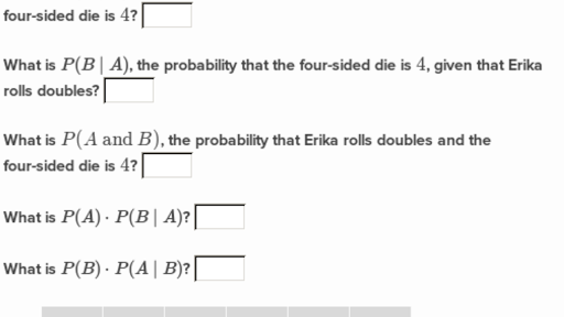 Independent and dependent events probability – Independent and Dependent Events Worksheet Answers