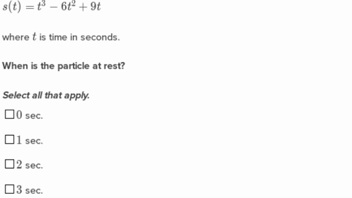how to solve a calculus problem