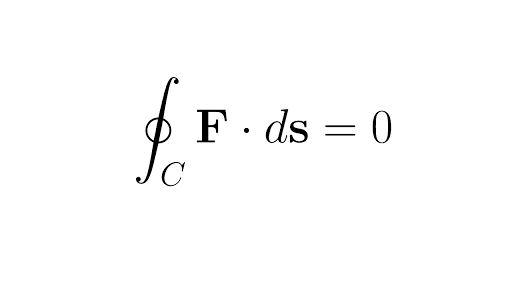 conservative vector fields  article
