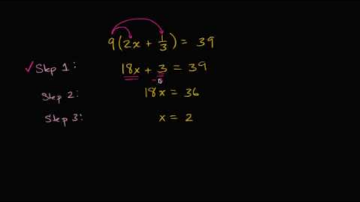 Expressions, equations, & inequalities | 7th grade | Math