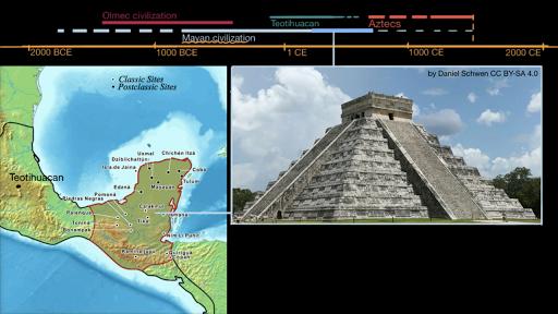 Teotihuacan World Map.Mayan Civilization Video Early Americas Khan Academy