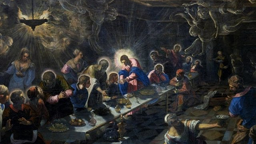 peter in da vincis last supper essay I have chosen to study leonardo da vinci the last supper continue for 6 more pages » • join now to read essay da vinci and other term papers or.
