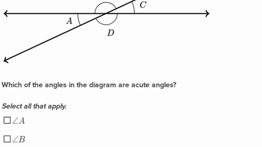 Angles Geometry all content Math – Angle Relationships Worksheet