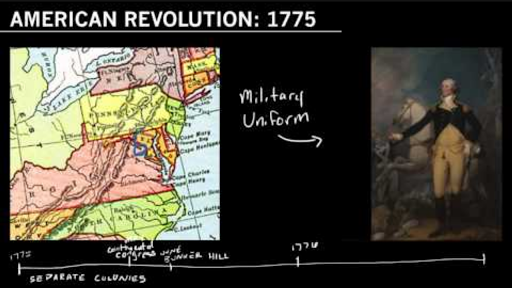 The American Revolution: 1775