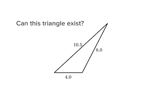 The triangle and its properties Class 7 India Math – Triangle Inequalities Worksheet
