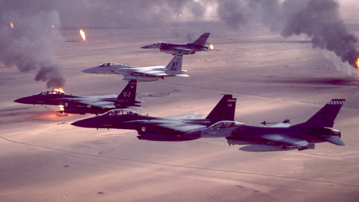 The Future of Air Power : In the Aftermath of the Gulf War