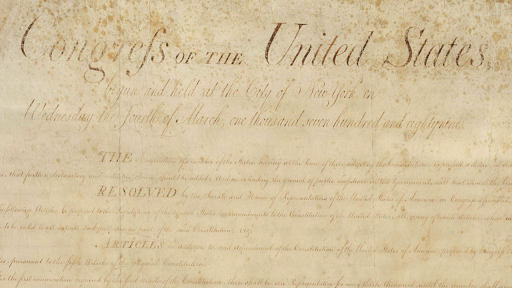 The Bill of Rights (article) | Khan Academy