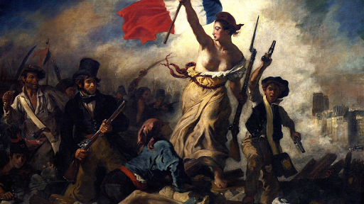 Liberty Leading the People by Delacroix (article) | Khan Academy