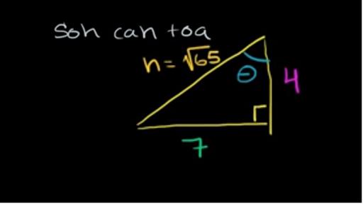Trigonometric Ratios In Right Triangles Practice Khan Academy