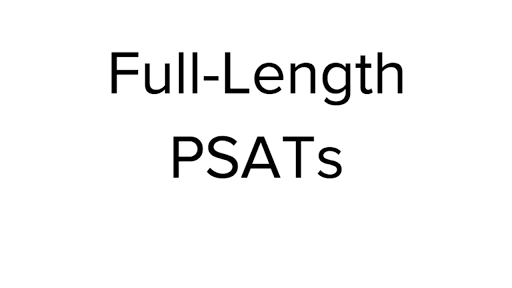 PSAT practice test (NMSQT) PDFs (official) (article) | Khan Academy