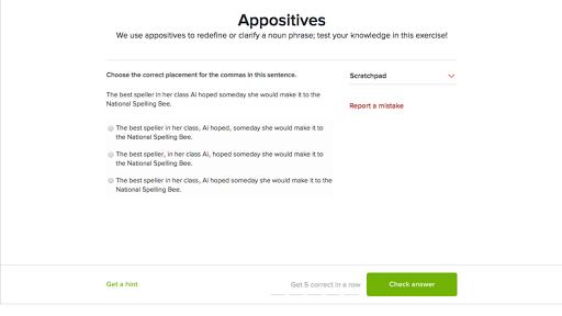 Appositives practice – Appositive Phrases Worksheet