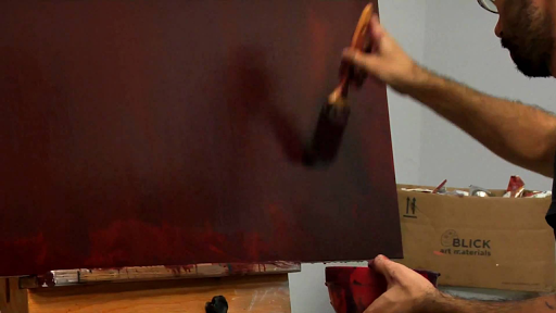 The Painting Techniques of Mark Rothko