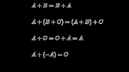 Properties of matrix addition (article) | Khan Academy