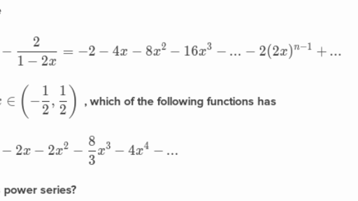 Infinite sequences and series | AP®︎ Calculus BC | Math