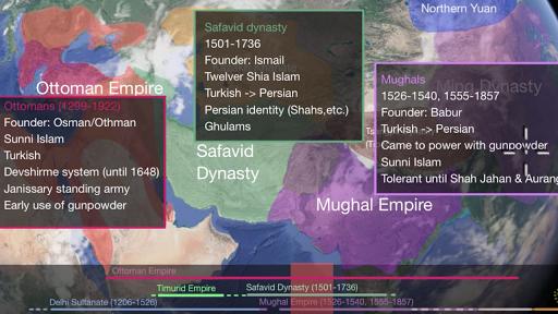 Ottoman Safavid And Mughal Empires Video Khan Academy