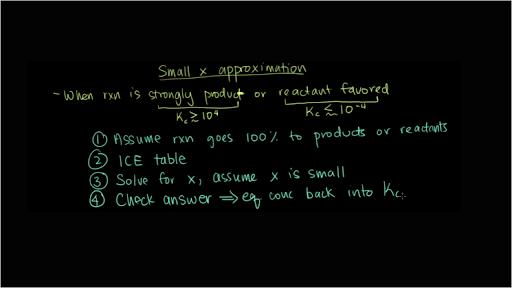 Calculating Equilibrium Constant Kp Using Partial Pressures Article