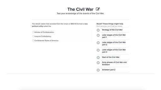 The Civil War Era 1844 1877 Us History Khan Academy