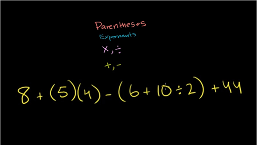 Order of operations example video khan academy order of operations ibookread Read Online