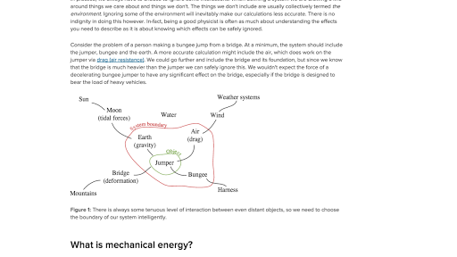 What Is Conservation Of Energy Article Khan Academy