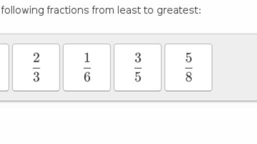 Order Fractions From Least To Greatest Calculator Free on fraction chart up to 20, improper fraction calculator, ordering decimals calculator,