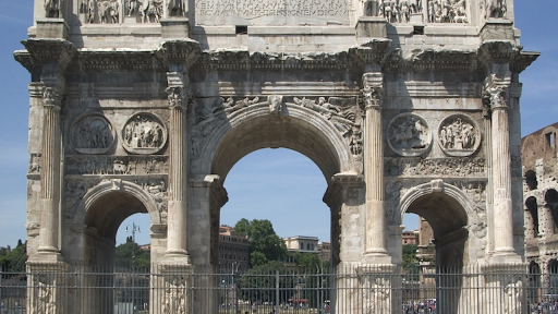 Arch Of Constantine Article Late Empire Khan Academy