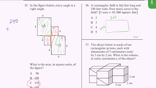 CAHSEE Math Exam: Test Prep & Study Guide Course - Online ...