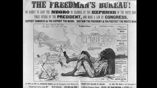 Executive Power Abuse >> The Freedmen's Bureau (article) | Khan Academy