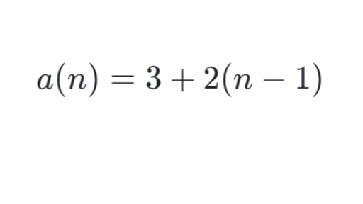 Explicit formulas for arithmetic sequences | Algebra ...
