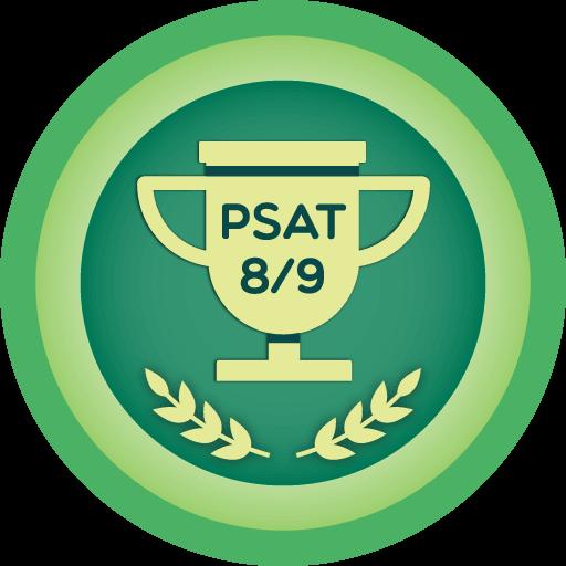PSAT 8/9   Badges   Khan Academy