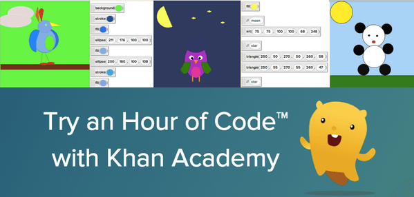 Hour of Code | Khan Academy