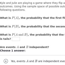 Conditional Probability & the Rules of Probability | High School