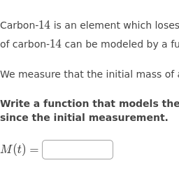 Construct Exponential Models Practice Khan Academy