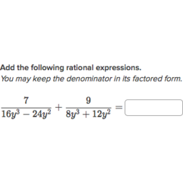 add subtract rational expressions practice khan academy - Adding And Subtracting Rational Expressions Worksheet