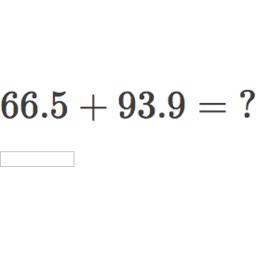 Adding decimals: hundredths (practice) | Khan Academy