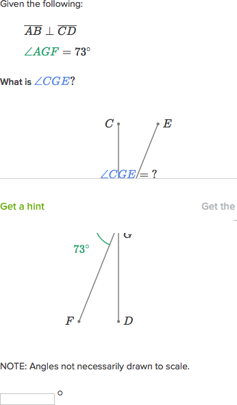 Triangle exterior angle example (video) | Khan Academy