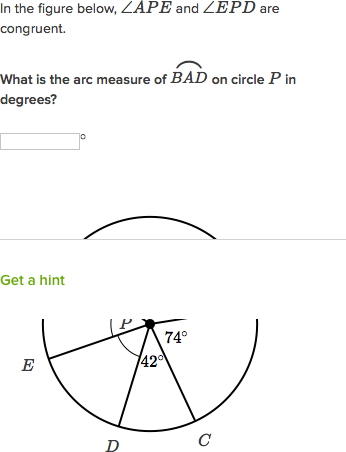 Intro to arc measure (video) | Circles | Khan Academy