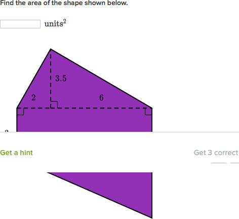 Area Of Composite Shapes Video Khan Academy