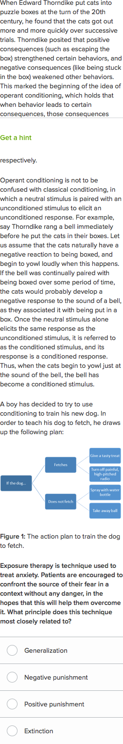 Cats And Dogs And Conditioning Practice Khan Academy