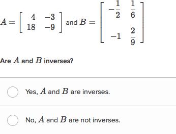 Determining invertible matrices (video) | Khan Academy