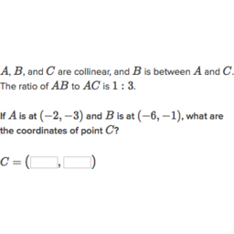 Divide Line Segments Practice Khan Academy
