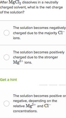 Electrostatics questions (practice) | Khan Academy