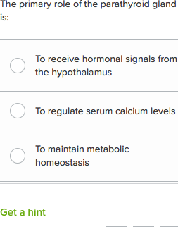 Endocrine system questions 1 practice khan academy ccuart Image collections