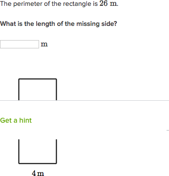 Find perimeter by counting unit squares practice khan academy ccuart Image collections