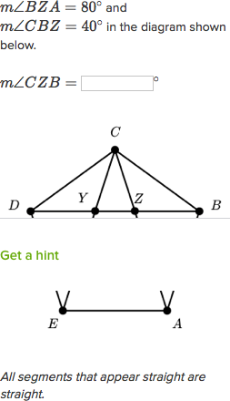 unknown angle problems with algebra practice khan academy rh khanacademy org