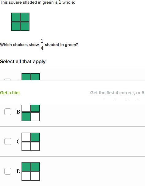 recognize fractions greater than 1 practice khan academy